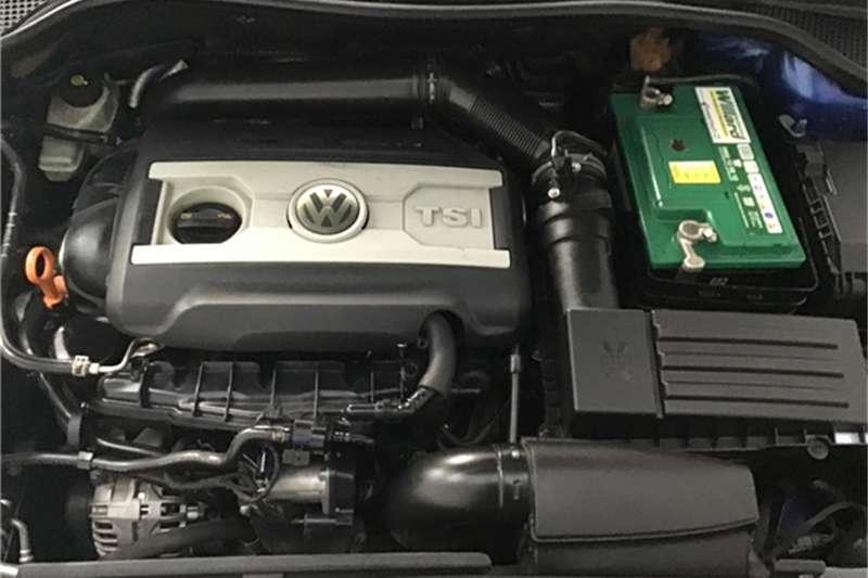 VW Scirocco 2.0TSI Sportline 2010