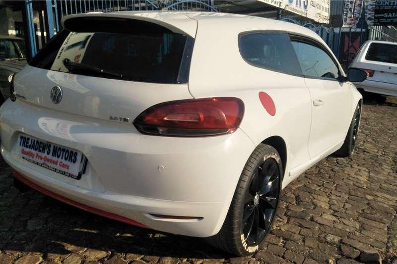 VW Scirocco 2.0TSI Sportline 2011