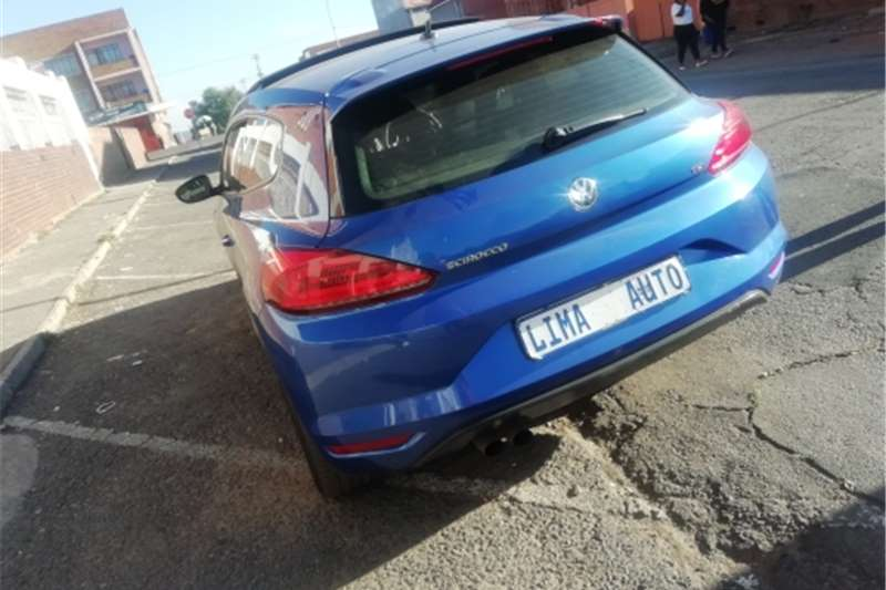 Used 2015 VW Scirocco 2.0TSI Sportline