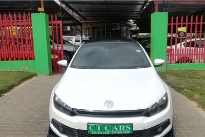 Used 2010 VW Scirocco 2.0TSI Sportline auto