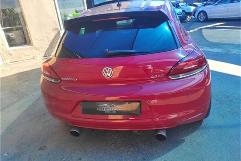 2010 VW Scirocco Scirocco 2.0TSI Sportline DSG