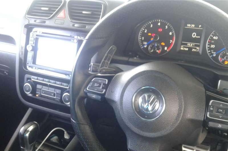 VW Scirocco 2.0TSI Sportline DSG 2012