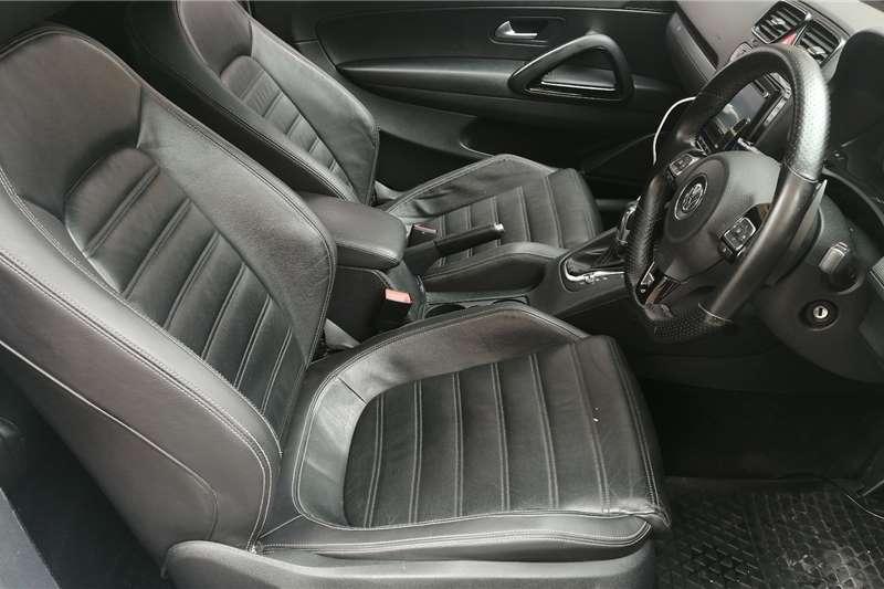 Used 2012 VW Scirocco 2.0TSI Sportline DSG