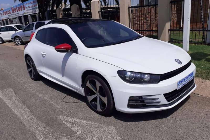 VW Scirocco GTS  Auto 2015