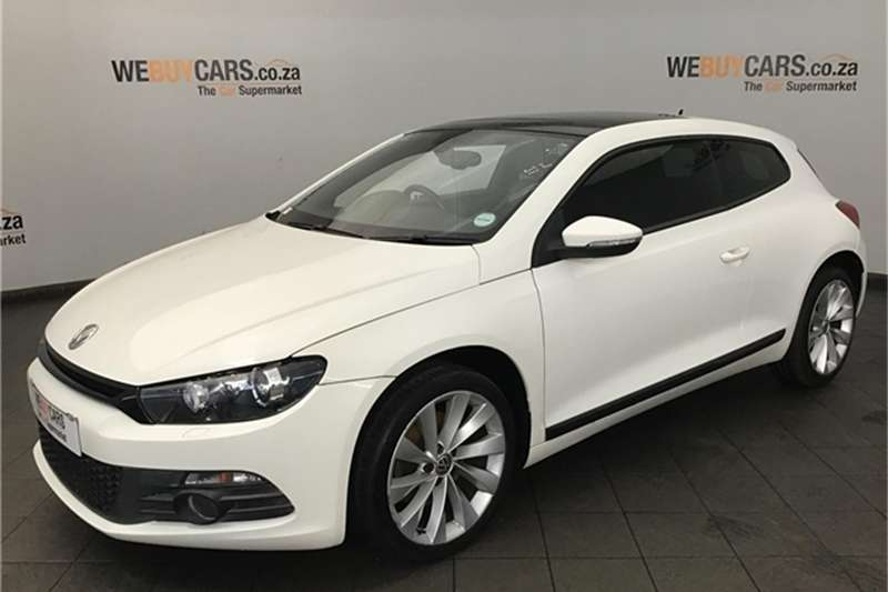 2011 VW Scirocco 1.4TSI Highline