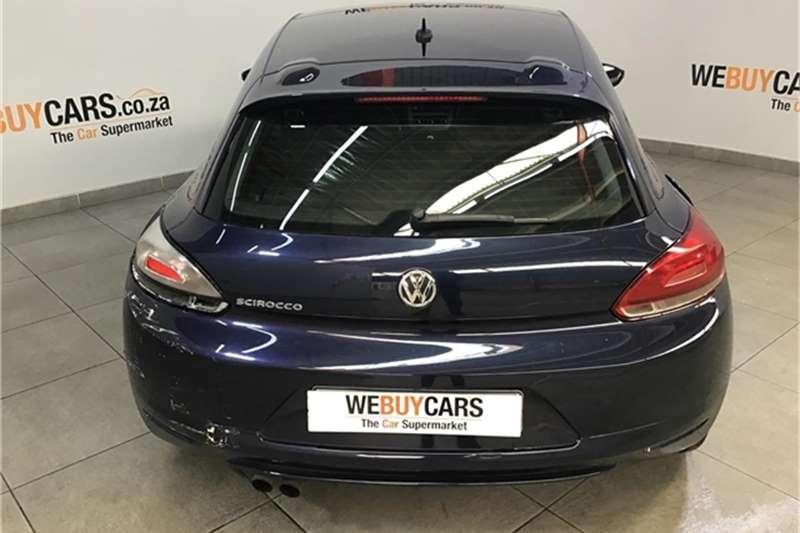 2012 VW Scirocco 1.4TSI Highline