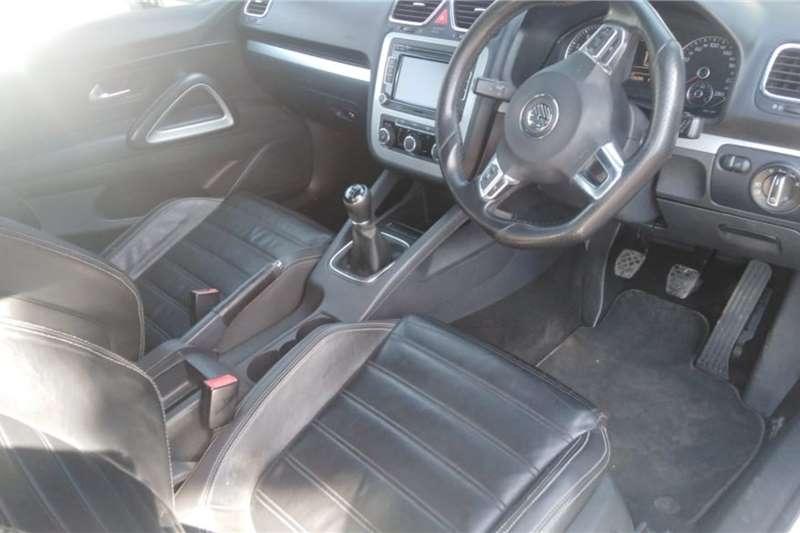 2013 VW Scirocco