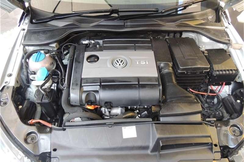 2012 VW Scirocco R auto