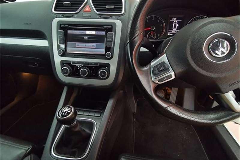 2010 VW Scirocco