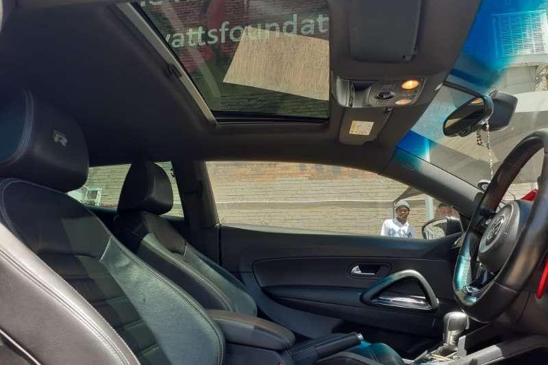 2016 VW Scirocco