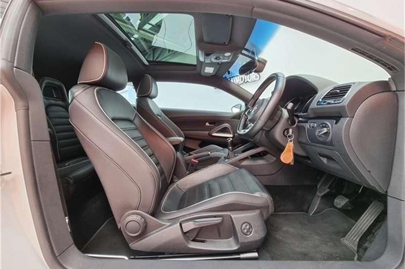 2015 VW Scirocco