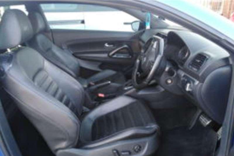 2012 VW Scirocco