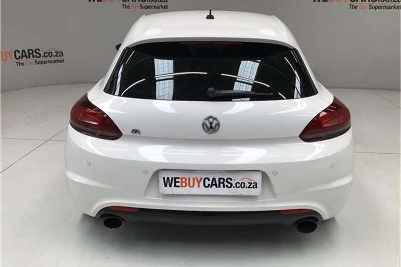 VW Scirocco R 2013