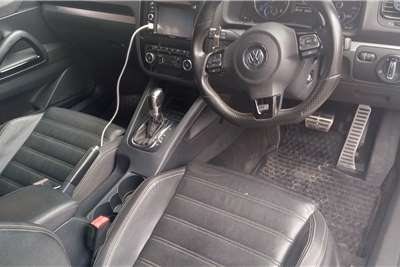 VW Scirocco R auto 2012