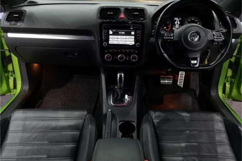 VW Scirocco R auto 2013