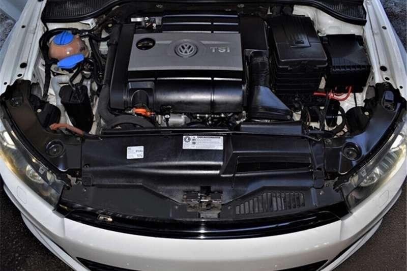 Used 2013 VW Scirocco R auto