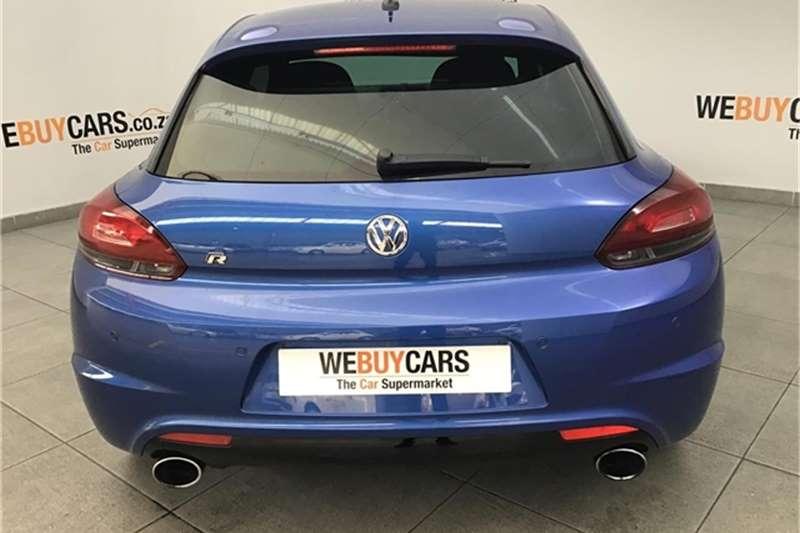 VW Scirocco R auto 2014