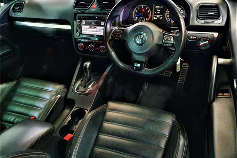 Used 2014 VW Scirocco R auto