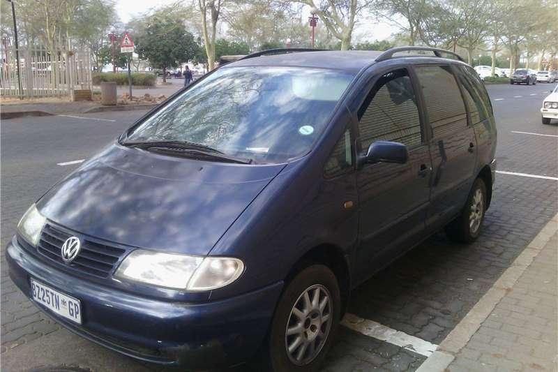 VW Sharan 1.8T 1999