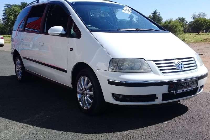VW Sharan 1.8T 2005