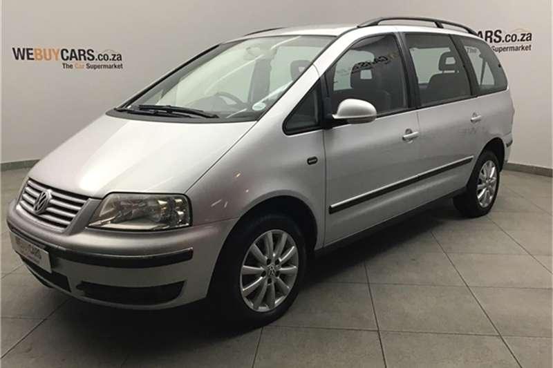 VW Sharan 1.8T 2006