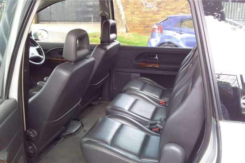 Used 2008 VW Sharan 2.8 V6 auto