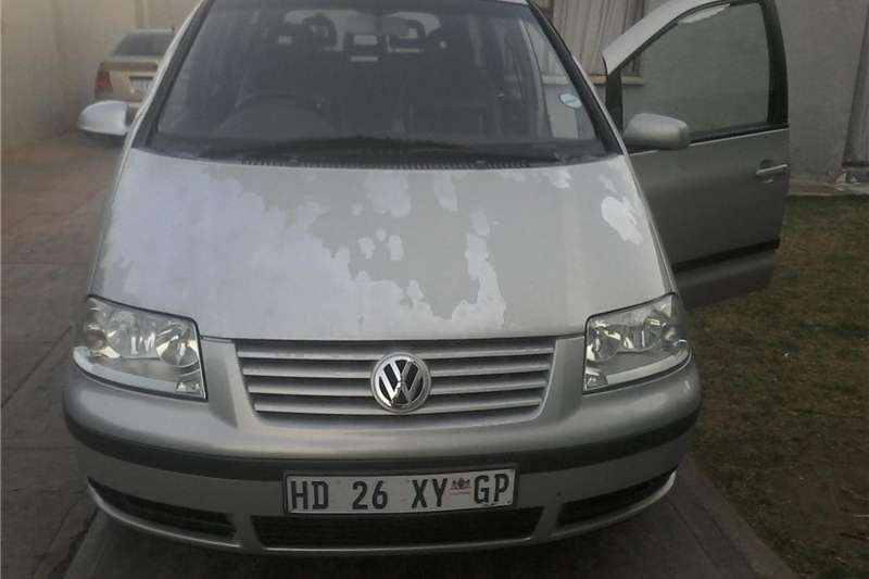 VW Sharan 2.8 V6 tiptronic 2001