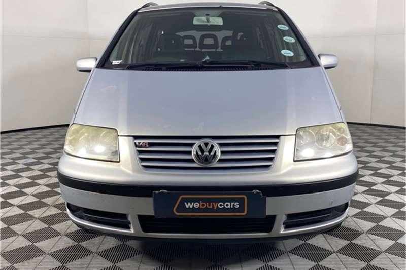 2003 VW Sharan Sharan 2.8 V6 tiptronic
