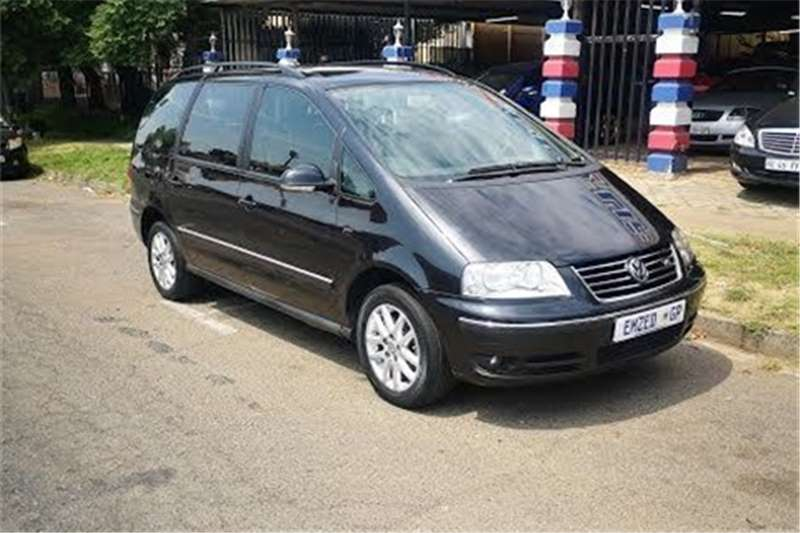 2005 VW Sharan 2.8 V6 tiptronic