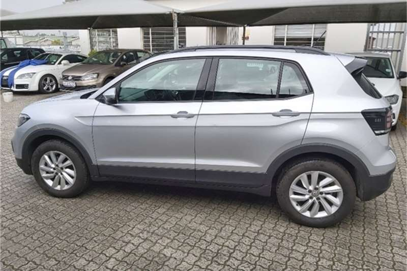 VW T-Cross 1.0 COMFORTLINE DSG 2019