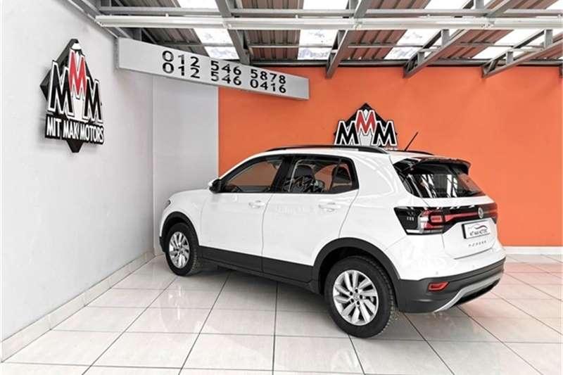VW T-Cross 1.0 COMFORTLINE DSG 2019