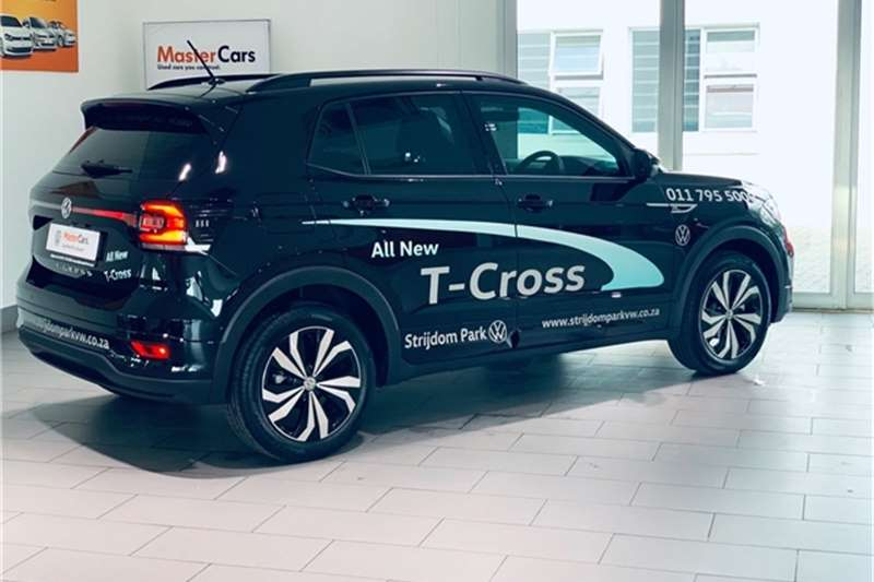 VW T-Cross 1.0 COMFORTLINE DSG 2020