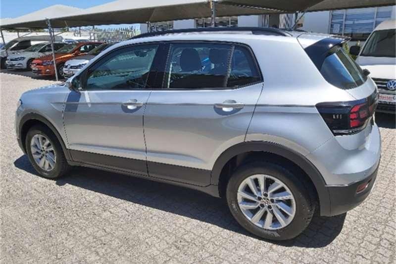 VW T-Cross 1.0 COMFORTLINE DSG 2020