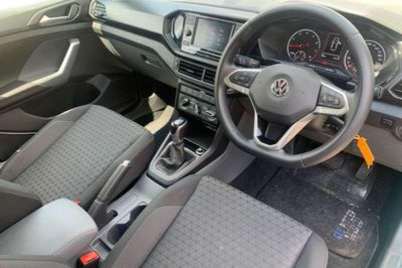 2020 VW T-Cross T-CROSS 1.0 COMFORTLINE DSG