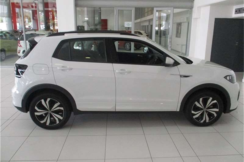 VW T-Cross 1.0 TSI COMFORTLINE 2021