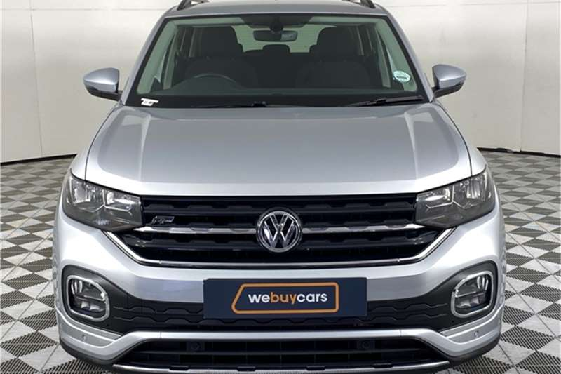 2019 VW T-Cross T-CROSS 1.0 TSI HIGHLINE DSG