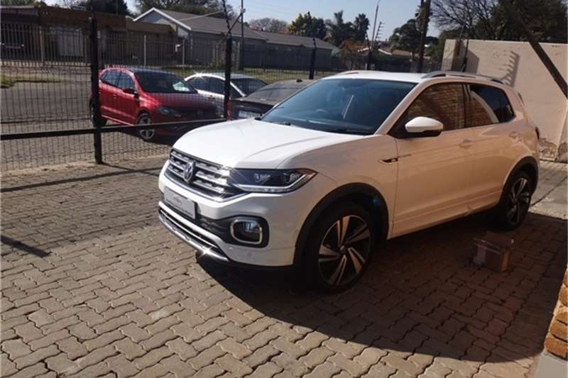 VW T-Cross 1.0 TSI HIGHLINE DSG 2020