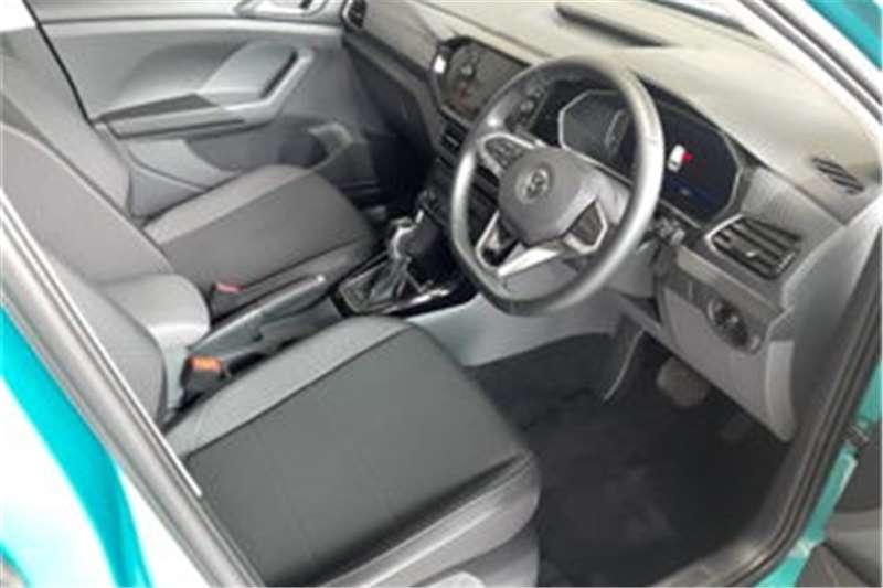 VW T-Cross 1.0 TSI HIGHLINE DSG 2020