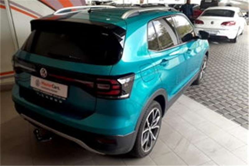 VW T-Cross 1.0 TSI HIGHLINE DSG 2021