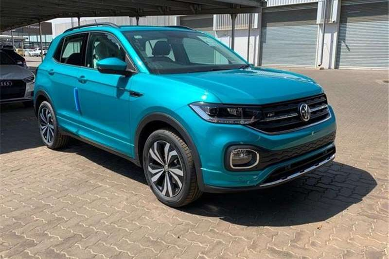 VW T CROSS 1.0TSI 85kW Comfortline R Line 2019
