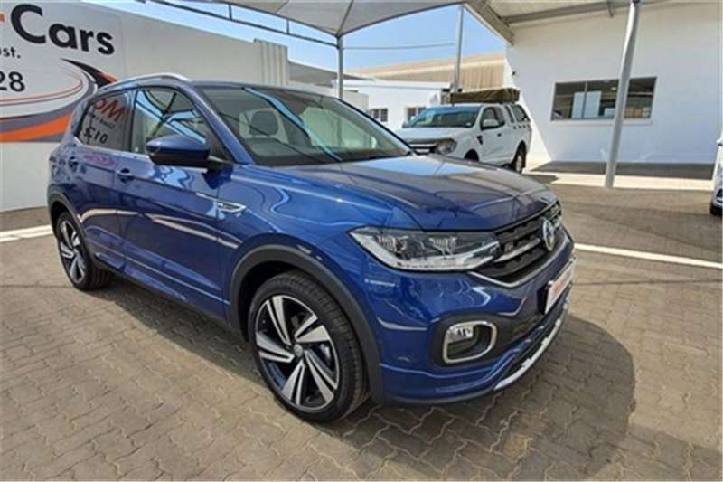 VW T Cross 1.0TSI 85kW Highline 2019