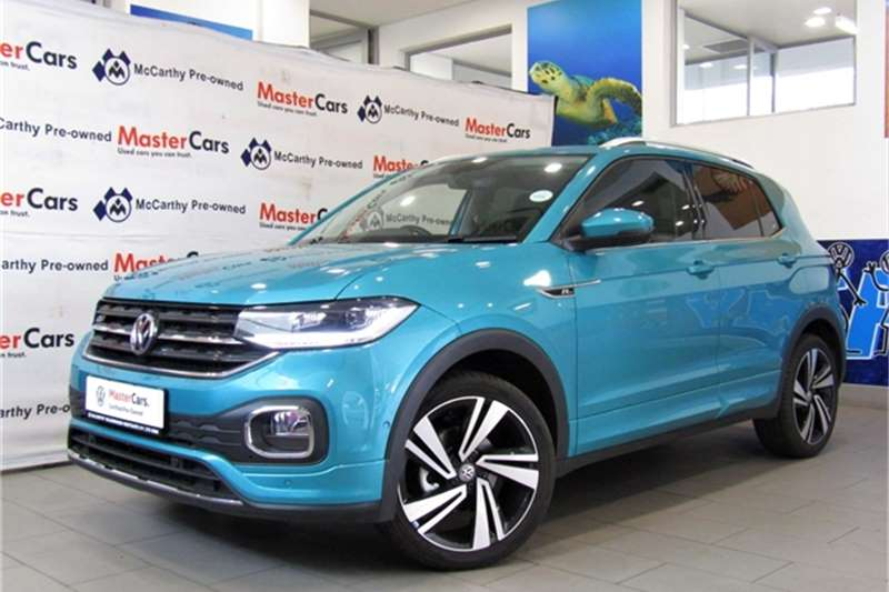 2020 VW T-Cross T CROSS 1.0 TSI HIGHLINE DSG