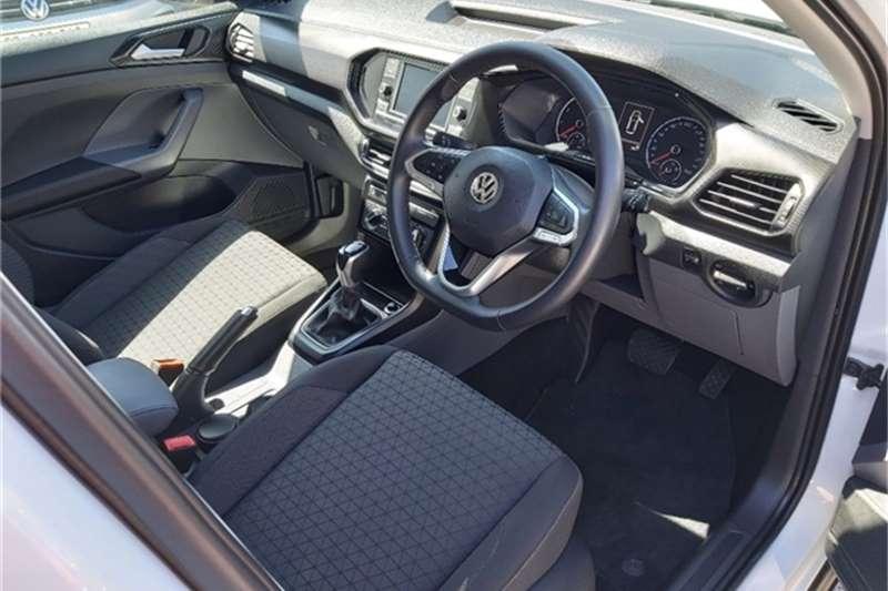 2019 VW T-Cross T CROSS 1.0 COMFORTLINE DSG