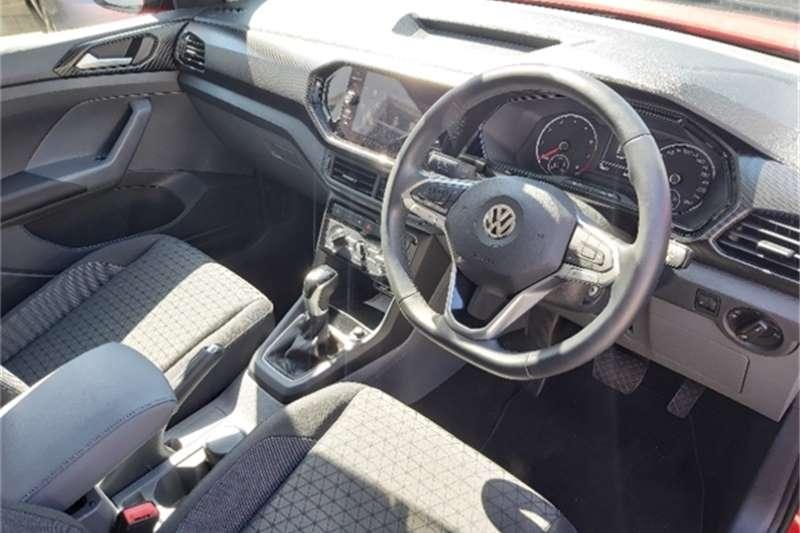 VW T-Cross T CROSS 1.0 COMFORTLINE DSG 2019