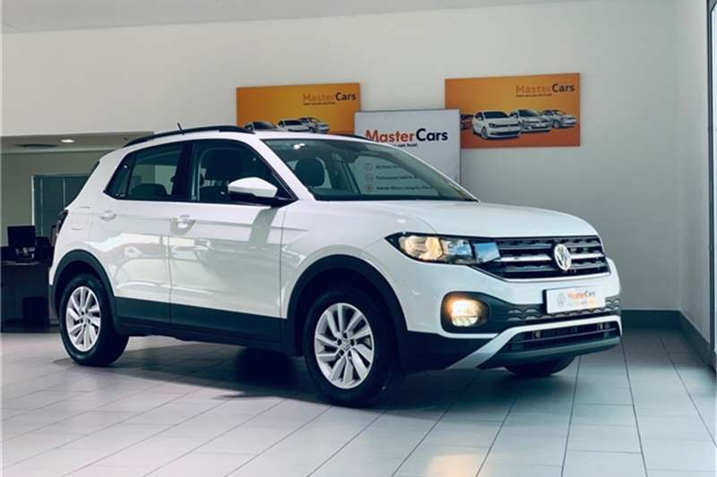 VW T-Cross T CROSS 1.0 COMFORTLINE DSG 2020