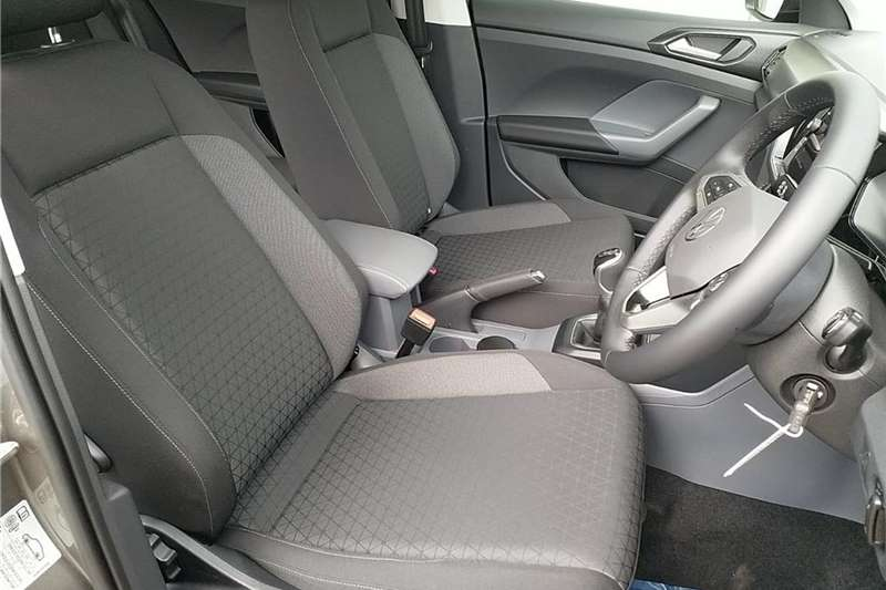 VW T-Cross T CROSS 1.0 COMFORTLINE DSG 2021