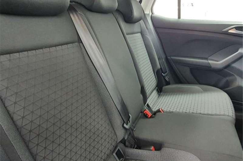 VW T-Cross T CROSS 1.0 TSI COMFORTLINE 2021