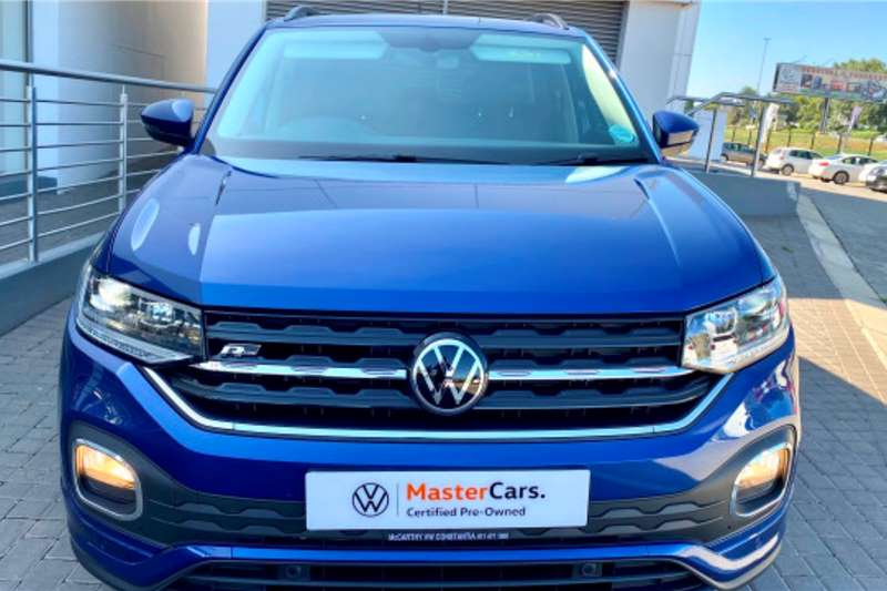 Used 2021 VW T-Cross T CROSS 1.0 TSI COMFORTLINE