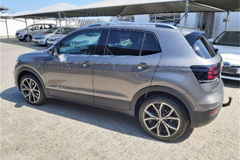VW T-Cross T CROSS 1.0 TSI HIGHLINE DSG 2019