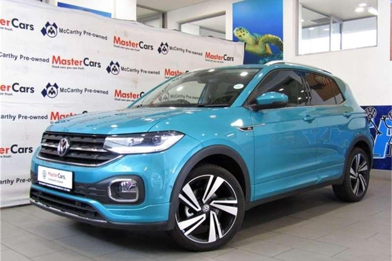 VW T-Cross T CROSS 1.0 TSI HIGHLINE DSG 2020
